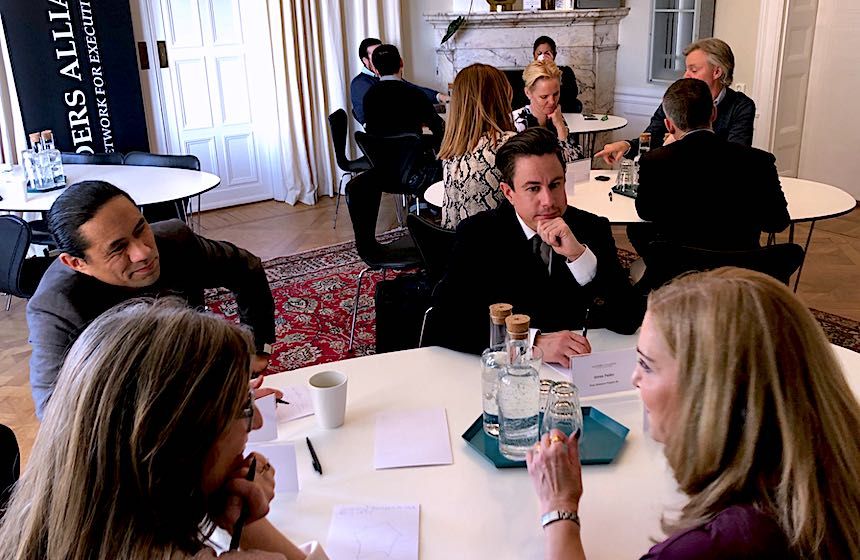 Leaders Alliance Chefsnätverk Ledarskapsutveckling