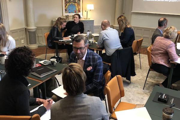 Leaders Alliance Chefsnätverk för ledare i norden